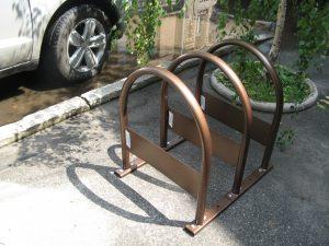 Велостоянка для парковки велосипеда