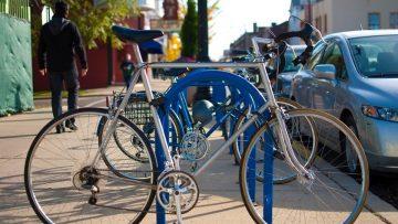 Велостоянки в повседневной жизни городов